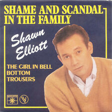 SHAWN ELLIOTT Shame And Scandal In The Family FR Press Roulette 101345 1965 SP