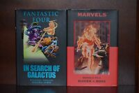 Hardcover Marvel Graphic Novels - Fantastic Four: In Search of Galactus +1