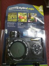 Melnor 53100 Hydrologic Advanced Electronic Water Timer 2 Zone ~ New
