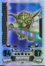 Star Wars Force Attax Series 3 Card #228 Yoda