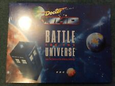 Dr Who Battle Of The Universe Game Sealed 1989