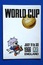 Panini WC MEXICO 86 N. 11 POSTER VERY GOOD CONDITION!!