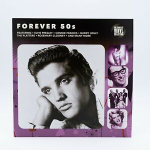Vinyle 33 Tours LP20 - FOREVER 50s - Vinyl Collection - Elvis Presley Clooney