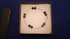 Agate Beaded Fine Bracelets