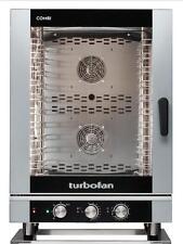 Turbofan EC40M10 Electric Combi Oven 10x1/1 GN Pan or 10 x 600x400mm Tray