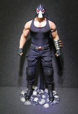 Custom Knightfall Comic Bane Batman The Dark Knight 1/6 Head Sculpt Unpainted