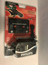 PHILIPS CD to Cassette Adapter Kit PH62051 MP3 Compatible