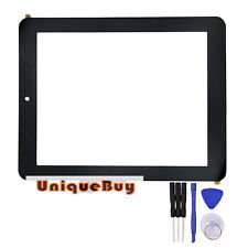 "8"" Touch Digitizer for Prestigio MultiPad 2 Prime Duo PMP5780D Duo 198*150 Panel"