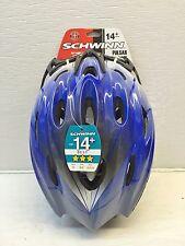 SCHWINN Pulsar Helmet Blue 14+