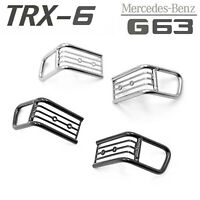 Metall Tail Licht Lampe Cover Case für Traxxas TRX-6 G63 Benz G500 RC Auto Shell