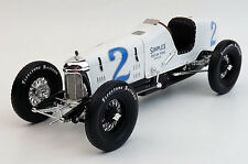 RAY KEECH #2 MILLER SIMPLEX 1929 INDY 500 WINNER VINTAGE RACE CAR 1:18 REPLICARZ