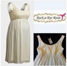 Lace Skater Maternity Dresses