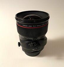 Canon TS-E 24mm f/3.5 II L TS Lens