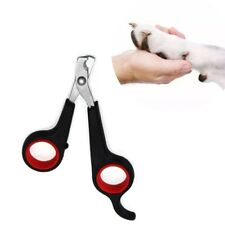 Pet Dog Cat Nail Toe Claw Clippers Scissors Trimmer Cutter Grooming Tool