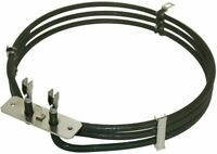 Circular Heating Element 2500W 3 Turn For De Longhi Homark Fan Oven Cookers