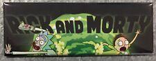 Rick And Morty Fridge Magnet