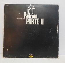 Il Padrino Parte II - Colonna sonora Soundtrack - 1975 Joker Italia - lp Vinile
