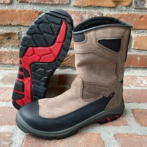 """Red Wing 4250 Tradesman 10"""" Waterproof Pull-On Safety Toe Boots Mens Sz 12 New"""
