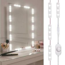 Dimmable Vanity Lights Makeup Mirror LED Light Kit 60 LEDs 10ft Hollywood Style