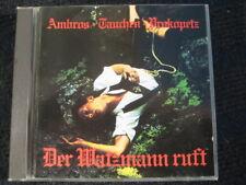 CD  AMBROS TAUCHEN PROKOPETZ  Der Watzmann ruft  Bellaphon 1987  First Print