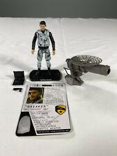 "G.I. Joe The Rise of Cobra 3 3/4"" Action Figure Abel ""Breaker"" Shaz Toy"