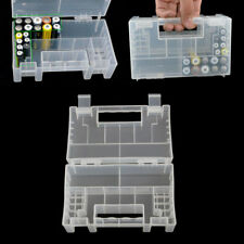 Plastic Battery Storage Box Case/Organizer/Holder/Container for 5A Battery