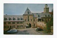Postcard - Valeria Home Health Spa Oscawana NY Westchester County 1950s Old Cars