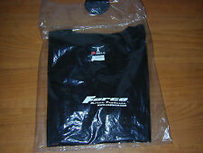 NEW Genuine FORCE MOTOR PRODUCTS T SHIRT Mens Size XL HANES BEEFY/BLACK T-SHIRT