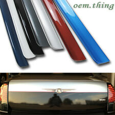 Painted Chrysler 300C 4D Sedan Rear Boot Trunk Lip Spoiler Wing 2010 PUF #PB8 ○