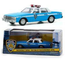 NYPD 1990 Chevrolet Caprice - New York City POLICE Dept. ** Greenlight 1:43 NEU