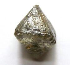 9.31 Carats Unique Uncut Raw Rough Diamond Octahedron
