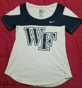 NIKE Women's Top Tee Athletic Cut Size M