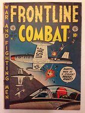 Frontline Combat #8, Very Good 4.0, Ec Comics