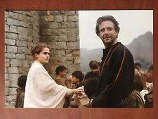 Fotografia originale Mickey Rourke in Francesco Istituto Luce - E22940