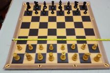 Tournament 6 cm Squares Heavyweight Roll up Chess Board