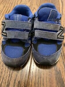 NEW BALANCE 574 Classic Toddler Sneaker Shoes cobalt blue