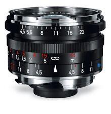 ZEISS ZM 21mm 4,5 C Biogon T* Leica M schwarz