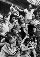 1976 FA Cup Winners Southampton 10x8 Photo