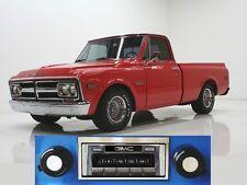 NEW USA-630 II* 300 watt '67-72 GMC Truck AM FM Stereo Radio iPod USB Aux ins