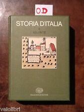 AA.vv., Atlante. 1980, Einaudi. Storia d'Italia volume 6