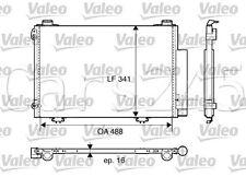 TOYOTA Yaris Verso 1999-2005 AC Air Conditioning Condenser 1.0L-1.5L VALEO