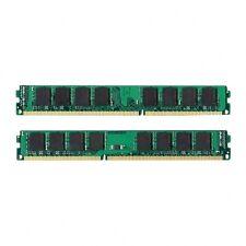 NEW! 4GB 2x2GB PC3-10600 1333MHZ DDR3 240pin DESKTOP MEMORY