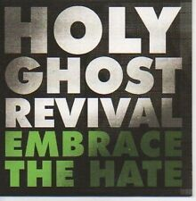 (N774) Holy Ghost Revival, Embrace the Hate - DJ CD