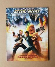 2004 Star Wars Miniatures Ultimate Missions: Rebel Storm JD Wiker RPG Sourcebook