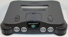 Nintendo 64 Console NUS-001 Gray With Jumper Pak TESTED FREE SHIP LQQK !!