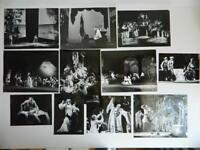 11 Foto Original Paño Fotógrafo Erwin Döring Ópera 1974