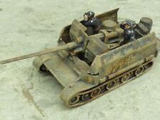Roco Minitanks Pro Painted WWII German Grille 88MM SP Anti Aircraft Lot #2436B