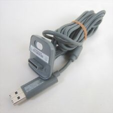 XBOX 360 Play & Charge Kit Cable Microsoft Xbox360 Import Japan Video Game 1065