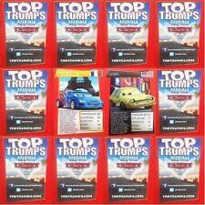Top Trumps Single Cards Disney Pixar Cars 2 The Movie Characters Various (FB3)
