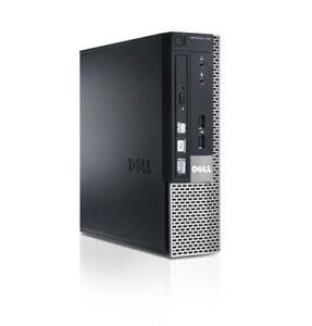 DELL OPTIPLEX 7010 USFF 180GB SSD 4GB RAM  i3 2120 @ 3.30 WINDOW 7 PRO